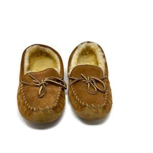 L.L. Bean Kids' Wicked Good Slippers Sz 4